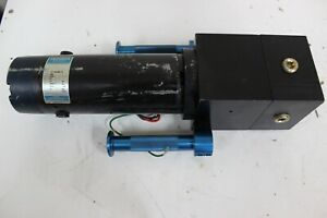Leeson M1130359 10 Direct Current Permanent Magnet Motor New
