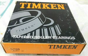 Nos New Old Stock Timken Tapered Roller Bearing 592a Cup Race