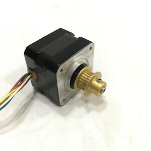 Lin Engineering Stepper Motor With Encoder Type 4218s 19 02