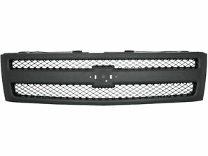 Grille Assembly For 2007 2013 Chevy Silverado 2500 Hd 2008 2011 2009 2012 X783nk