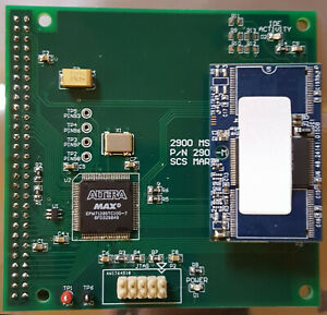Mass Storage Module Msm For Data I o 2900 Programmers For 30 Second Boot Time