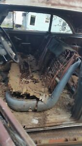 Rare Bench Seat 1951 Bel Air Convertible Chevy Chevrolet 1952 51 52