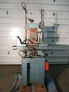 Doall 6 X 12 Manual Dh 612 Surface Grinder 220 Vac 3ph 60 Hz Used U s a