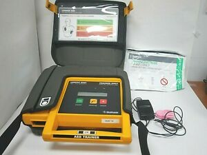 Medtronic Physio control Lifepak 500t Aed Training System Free Shipping