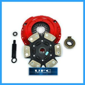 Ufc Racing Stage 3 Clutch Kit 1988 92 Toyota Corolla All trac Mr2 Supercharged