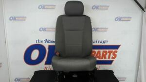 2017 Ford F150 Xlt Driver Left Front Bucket Seat Cloth Power Heat