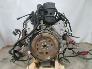 5 3 Liter Engine Motor Ls Swap Dropout Chevy Lh6 128k Complete Drop Out