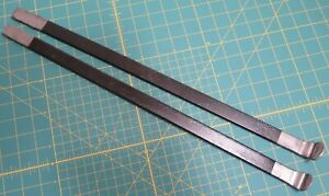 Nice Vintage Set Of Small Tire Repair Removal Mount Demount Tools Bars Irons