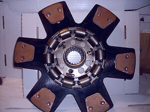 Fits Moline A4t G1000 G1050 G1350 Oliver 2155 2655 Tractor Clutch Disc 10a22726