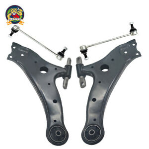 Control Arm Kit For 2008 2016 Toyota Highlander Front Left And Right 4pc