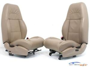 Ford Explorer Sport Eddie Bauer Tan Leather Used Front Rear Seats 1995 2003