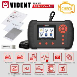 For Gm General Motor Diagnostic Scanner Code Reader Abs Srs Sas Scan Tool Vident