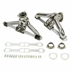 Shorty Exhaust Headers For Dodge Chrysler Plymouth Big Block 1959 1978 373 440