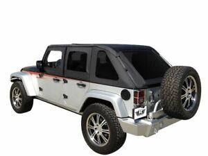 Soft Top For 2007 2017 Jeep Wrangler 2008 2009 2010 2011 2012 2013 2014 C615xd