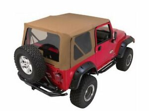 Soft Top For 1997 2006 Jeep Wrangler 1998 1999 2000 2001 2002 2003 2004 Z261tg