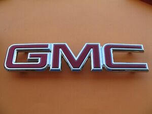 2015 2019 Gmc Yukon Front Grille Emblem Logo Badge Sign 15 16 17 18 19 A15465