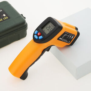 Gm550 Handheld Lcd Digital Non Contact Infrared Thermometer Industrial