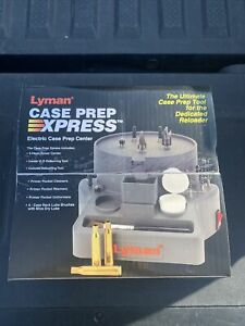 Lyman Bullet Case Prep Xpress 220v 230v # 7810223 New Just Like the RCBS $239.99