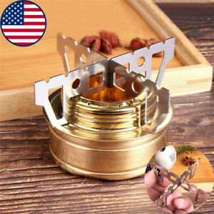 Outdoor Camping Alcohol Stove Stent Pot Trangia Burner Bracket Holder Cook Tool