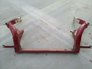 2015 2020 Ford F150 Lower Radiator Core Support Side Frame Rail Set Red Oem