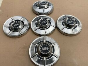 1960 s Ford Falcon Dog Dish Hub Caps