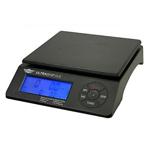 My Weigh Ultraship u2 Usps Digital Postal Shipping Scale W Backlit Lcd Display