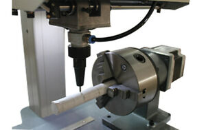 Intbuying Rotary Attachment Axis For Pneumatic Electric Marking Machine