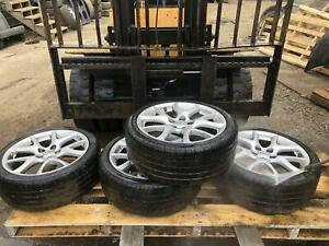 2010 2013 Mazdaspeed 3 Wheel Rim Assembly Shows Wear No Tires See Photos 18 In