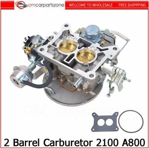 Carburetor Carb Replacement For Ford Mustang 289 302 351 Jeep 360 2bbl 2100 A800