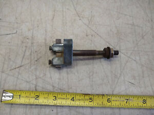 Vintage Walker Turner 10 Bandsaw Band Saw Lower Blade Guide Assembly H s 115