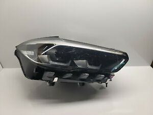 2019 2020 G05 Bmw X5 Right Passenger Rh Full Led Headlight Oem For Parts Only
