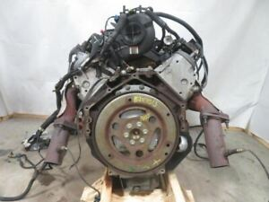 6 0 Liter Engine Motor Lq9 Gm Chevy 144k Complete Drop Out Ls Swap