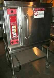 Blodgett Model Ctb 1 Single Half Size Electric Convection Oven 250v 3 Phase