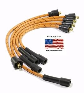 Spark Plug Wires For D10 D12 D15 D17 B C D14 Wc Wd Wd45 Wf 170 Allis Chalmers