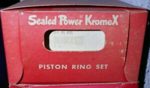 Sealed Power Piston Rings Size Std For 1958 76 Chevrolet 348 396 400 402