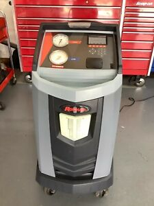 Automatic Ac Robinair Recover Recycle Recharge Machine For R134a A C Systems