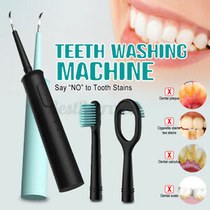 Cleaning Sonic Dental Calculus Scaler Tooth Stains Remover Cleaning Dental Tool