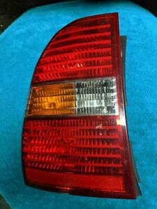 2005 2006 2007 2008 Kia Sportage Left Lh Driver Side Halogen Tail Light