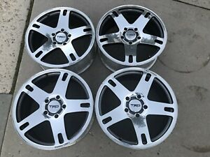 22 Toyota Trd Forged Alloy Wheels Ptr3834070