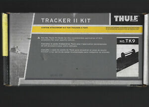 Thule Tracker Ii Kit No Tk9 Unopened New In Box Custom Attachment For Foot