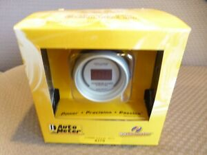 New Autometer 4379 2 1 16 Electric Gauge Wideband Air Fuel Ratio Ultra Lite