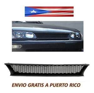 For 93 97 Toyota Corolla Grille Ae100 Ae101 Mesh Style Blackgrille