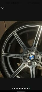 Oem Bmw Wheels 20inch M5 m6 Competition W tires