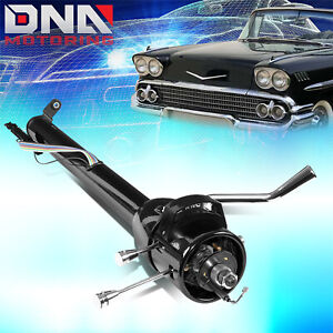 For 1955 1959 Chevy Gm At Automatic Shift Hot Rod 32 Inch Tilt Steering Column