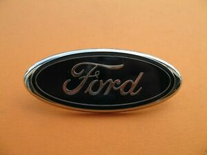 01 02 03 Ford Ranger Front Grille Emblem Logo Badge Sign Symbol Used Oem A15617