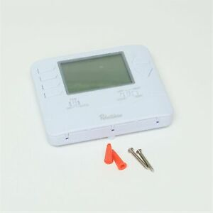Robertshaw Rs8210 Non programmable Multi stage 2h 1c Wall Thermostat