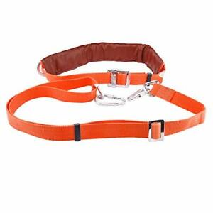 Safety Belt With Adjustable Lanyard Climbing Harness Protective Gear Kit For