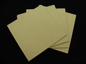 500 7 5 X 7 5 Corrugated Filler Pads For 45 Rpm Records Ships Free