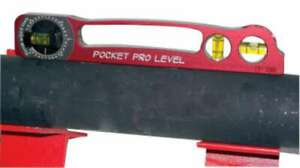 Flange Wizard Pocket Pro Levels 672435822221