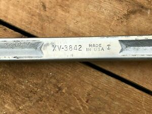 Snap on Tools 1 3 16 X 1 5 16 Offset Box End Wrench Recessed Handle Xv 3842